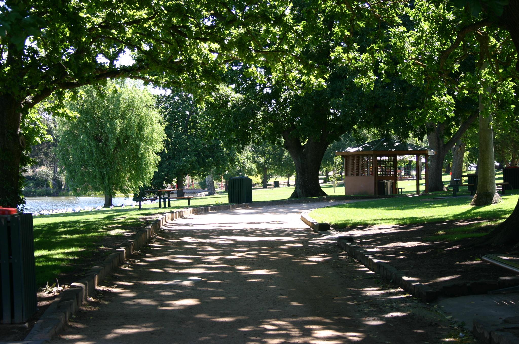 Alexandra Gardens Ararat | Visit Grampians