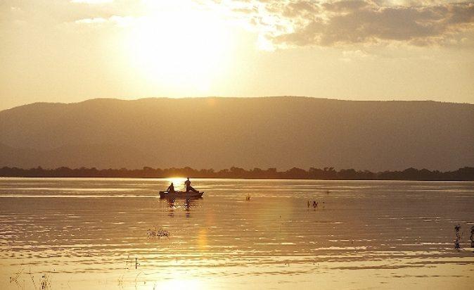 Lake-Fyans-Sunset